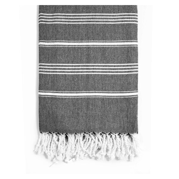 Rowsey Classic Woven Peshtemal 100% Cotton Bath Towel by Mistana